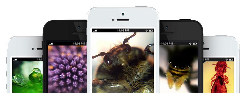 BLIPS - Lenti per smartphone e tablet